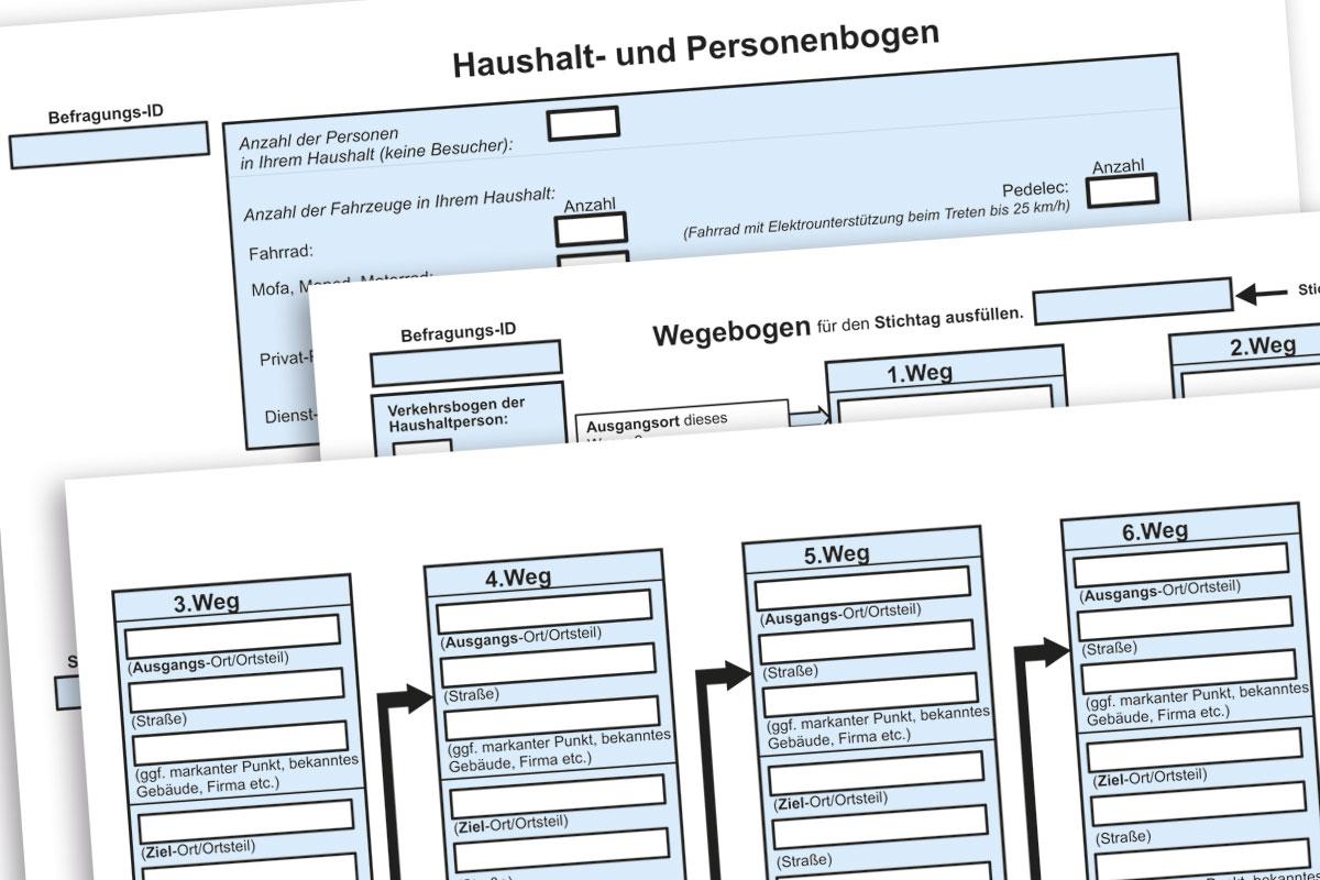Mobilitätsbefragung der Haushalte im Rahmen des VEP Limbach-Oberfrohna