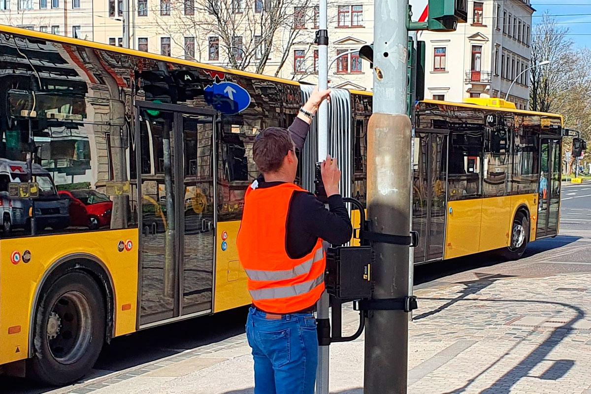 Verkehrserhebungen / Mobilitätsbefragungen – Übersicht Referenzen – Dresden