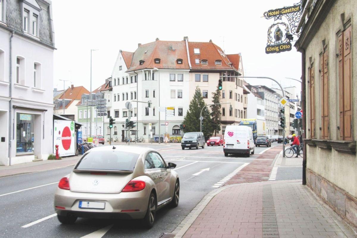 Erlangen_Lärm an Hauptverkehrsstraßen