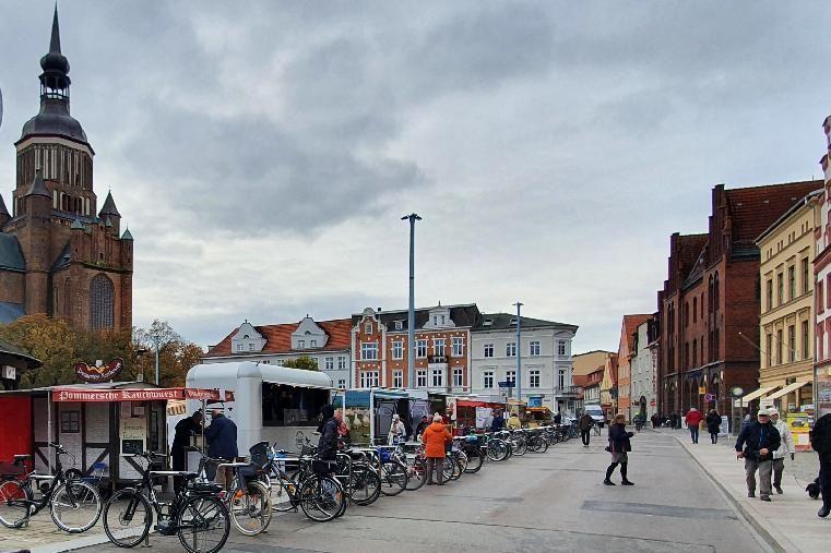 Stralsund_Neuer Markt