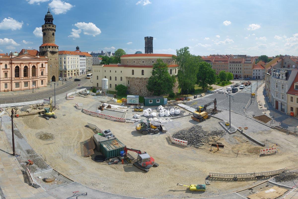 Panorame Demianiplatz